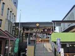 菊名神社社殿