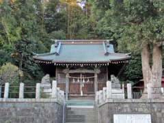 箕輪諏訪神社
