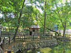 師岡熊野神社神楽殿