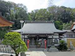浄流寺本堂