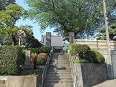 蓮生寺山門