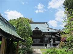 東観寺本堂