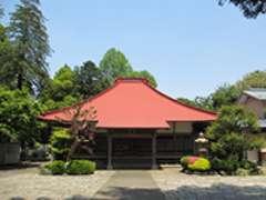 舊城寺本堂