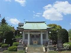 本郷神社拝殿