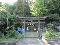 十二神社鳥居