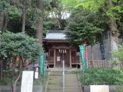 十二神社拝殿