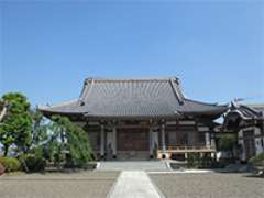 寶袋寺本堂