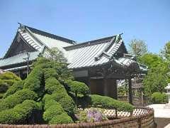 川合寺本堂