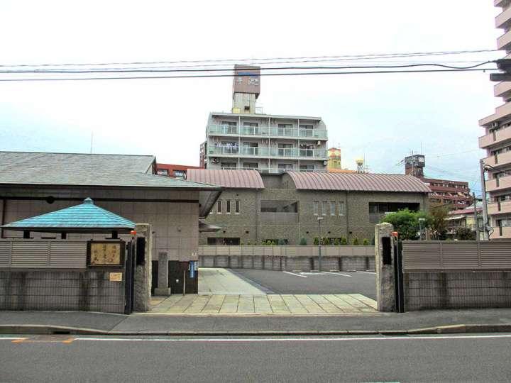 久成寺。横浜市西区平沼にある日蓮宗寺院