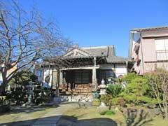千蔵寺本堂
