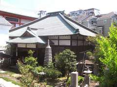 圓定寺本堂