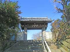 妙香寺山門
