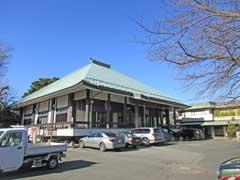 妙香寺本堂