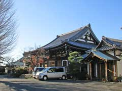 大圓寺本堂