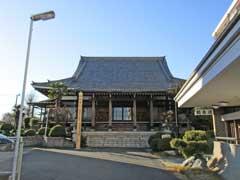 西有寺本堂