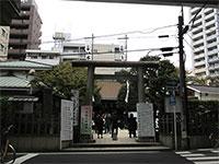 平沼神社鳥居