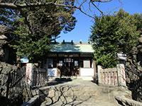 吾妻神社社殿