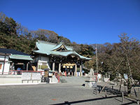本牧神社社殿