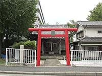 岡野神社鳥居