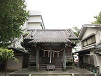 岡野神社社殿