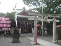 芝生浅間神社