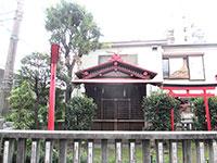新天地桜会稲荷神社
