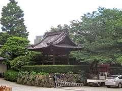 勧行寺鐘楼