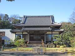 天徳寺本堂