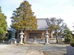 妙光寺本堂