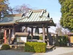 妙光寺鐘楼