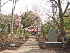 西福寺山門