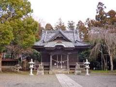 阿久和熊野神社
