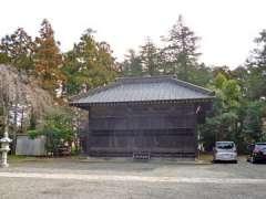 阿久和熊野神社神楽殿