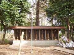 阿久和熊野神社境内社