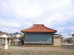 瀬谷左馬社神楽殿