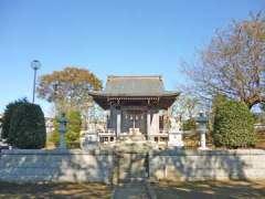 織部八幡神社