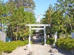 横根稲荷神社鳥居