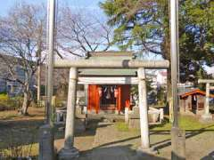 瀬谷八幡社神楽殿