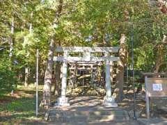 三島神社鳥居