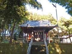 三島神社拝殿