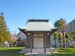 山王神社社殿