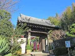 寳藏院山門