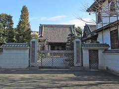 寿徳寺山門