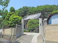 長松寺山門