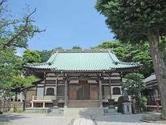 正行寺本堂