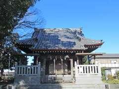 馬場神明社