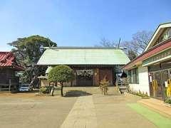 岸谷杉山神社