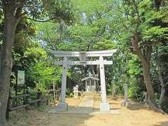 駒岡浅間神社鳥居