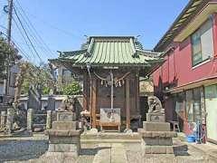 生麦水神社