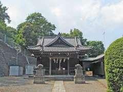 末吉神社社殿